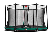 Батут Berg InGround Favorit 270 + Safety Net Comfort(InGr) 270
