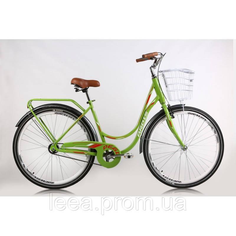 """Міський велосипед ARDIS Pegi 26, 28"""" (швидкість:1"""") рама: 17, 19"""""""