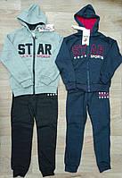 Трикотажный костюм - двойка утепленный для мальчиков Cross Fire,  134-164 рр. Артикул: CF0311