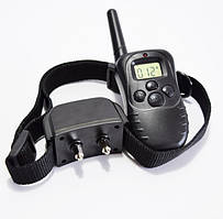 Электроошейник для тренировки собак Training Collar 998DR Черный (0748)