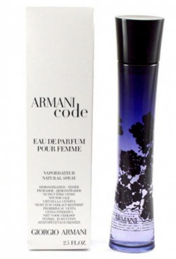 Тестер женский Giorgio Armani Armani Code Women,75 мл