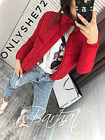 Куртка женская Плащевка Канада  42-44, 44-46 рр, олива, красный, бежевый, фото 1