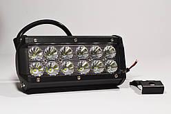 Светодиодная LED фара робочая 36вт 12диод LED LIGHT BAR