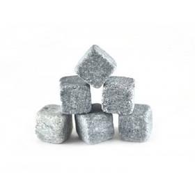 Камни для Виски Whiskey Stone с мешочком для хранения в комплекте 9шт  (RZ006)