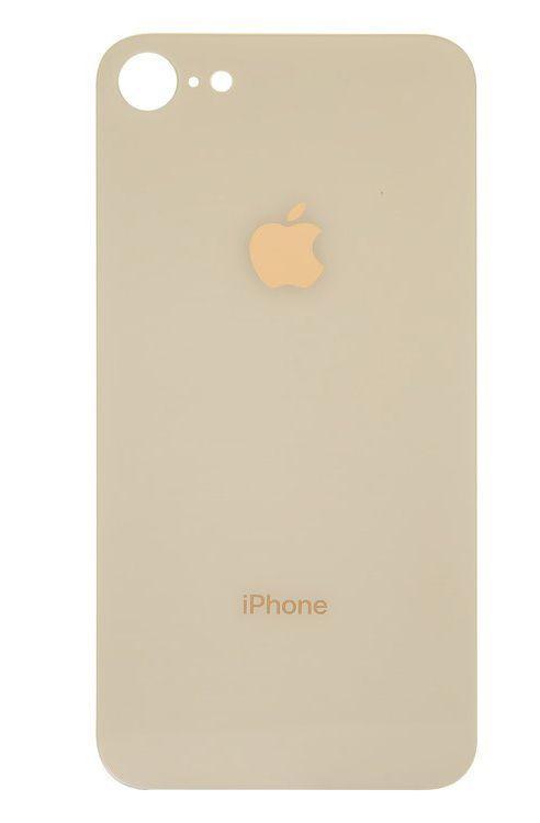 Задняя крышка iPhone 8 (small hole) Gold