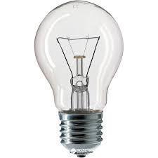 Лампа накаливания Osram CLAS A55 CL 60W