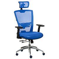 Кресло офисное Dawn blue