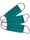Набор защитных масок GoodMask 20 шт Бирюзовые (КОД:20264), фото 3