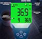 Бесконтактный термометр. Моментальное измерение температуры с точностью до десятых. 36.6, фото 3