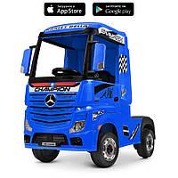 Электромобиль Bambi Mercedes M 4208EBLR-4 Blue (M 4208EBLR)