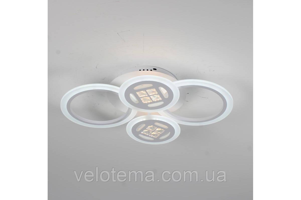 Люстра  светодиодная LD4201-2+2