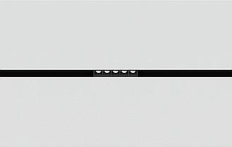 Магнітний світильник трековий Infinity Dot-5
