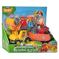 Конструктор 3359-2 (Трактор дорожные работы)