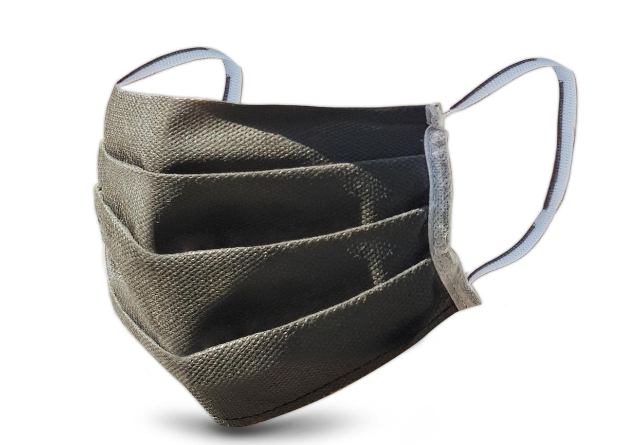 Защитная маска YTECH 10 шт Черный (КОД:M3B)