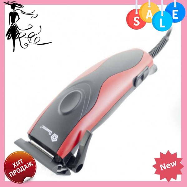 Профессиональная машинка для стрижки волос Domotec MS-3304 | триммер для волос