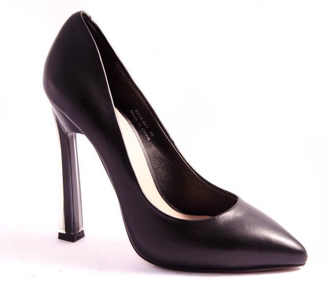 Туфли женские черные Vlad XL S316-801