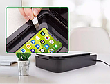 Стерилизатор UV для мобильного телефона (КОД:hub_wlAk38739), фото 3