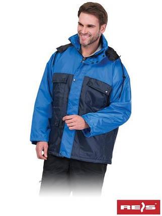 Куртка WINTETHOOD GN  утепленная рабочая Reis Польша, фото 2
