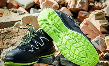 Обувь 224 S1 защитная с металлическим носком, закрытой пяткой, антистатические  Urgent (POLAND), фото 2