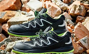 Обувь 224 S1 защитная с металлическим носком, закрытой пяткой, антистатические  Urgent (POLAND), фото 3