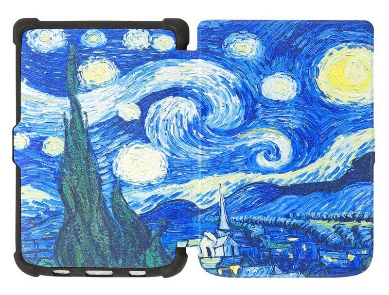 чохол на електронну книгу pocketbook 627 - Starry Night