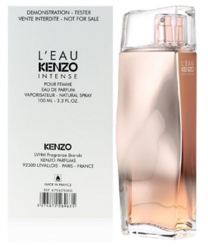 Тестер женский Kenzo L'Eau Intense pour Femme, 100 мл