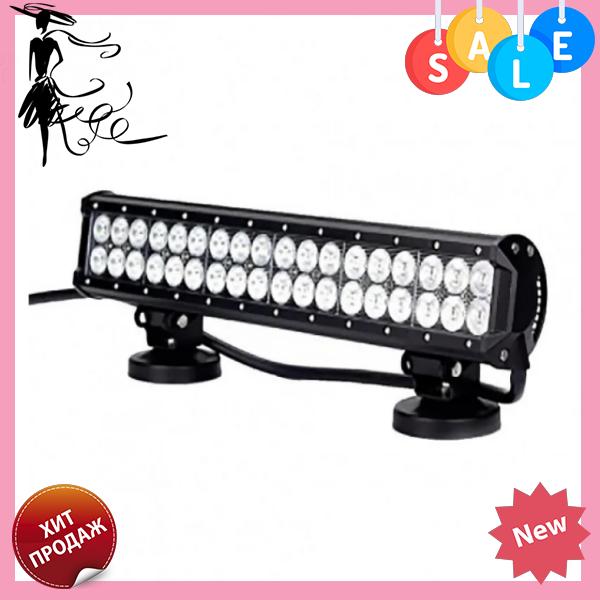 Автофара LED на крышу 36 LED 5D-108W-MIX 435х70х80 | Светодиодная балка