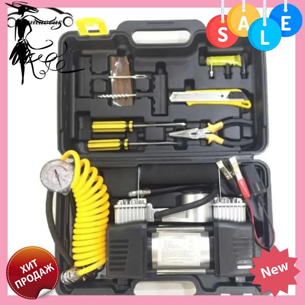 Автомобильный компрессор BLACK.BOX 2m DOUBLE BAR KIT TOOLBOX | Автокомпрессор