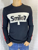 Свитер мужской Engelz  SMILE M-XXL ОПТ