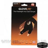 Перчатка со встроенным фонариком Glove Lite Pro Original, фото 6