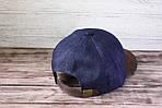 Бейсболка чоловіча джинсова, фото 4
