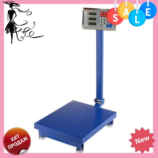 Электронные торговые весы ACS 600 кг FOLD 45*60