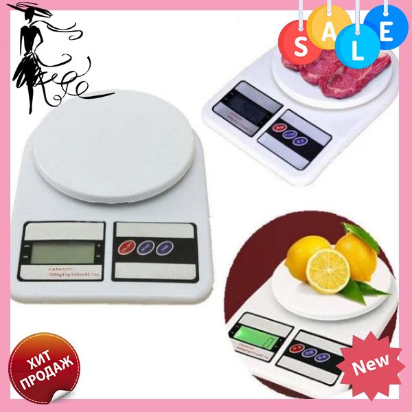 Кухонные электронные весы Domotec ACS MS 400 до 10 кг