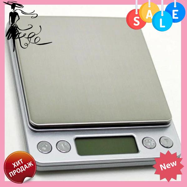 Электронные карманные весы Domotec MS 1729B ACS 500g/0.01g BIG 12000