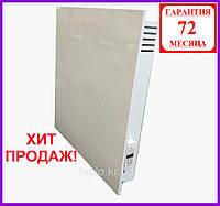 Керамический обогреватель OPTILUX РК1100НВ с терморегулятором ОПТИЛЮКС РК 1100 НВ 60х60см