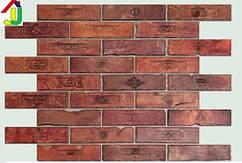 """Панель ПВХ Регул Листовая Премиум Кирпич """"Мастер"""", на стену, на потолок"""