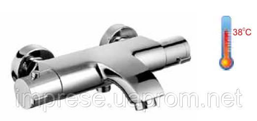 Смеситель-термостат для ванны Centrum 10400