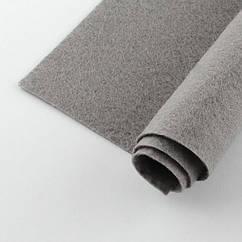 Фетр, Полиэстер, Цвет: Серый, Размер: 298~300x298~300x1мм, 1шт 1 шт
