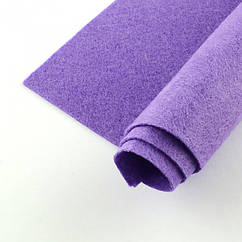 Фетр, Полиэстер, Цвет: Фиолетовый, Размер: 298~300x298~300x1мм, 1шт 1 шт