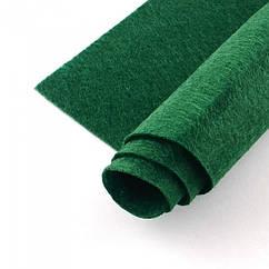 Фетр, Полиэстер, Цвет: Зеленый, Размер: 298~300x298~300x1мм, 1шт 1 шт