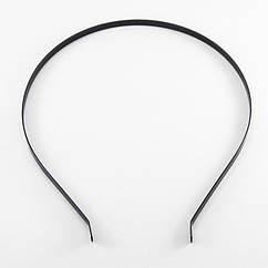 Обруч Металлический, Цвет: Черный, Размер: Диаметр 122мм, Ширина 4.5мм, Толщина 1мм, 5 шт