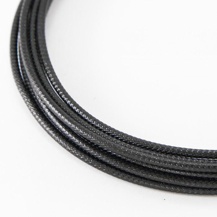 Алюминиевая Проволока 2мм/2м, Цвет: Черный, Толщина 2мм, 2м/катушка