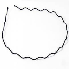 Обруч Металлический, Цвет: Черный, Размер: 126x7мм, 5 шт