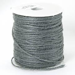 Мотузка Monisto 2мм Колір: Світло-Сірий 10м (CPA1)