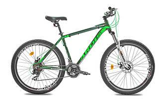 "Велосипед ARDIS SHULTZ 27.5"" 17"" MTB AL Зеленый"