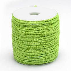 Мотузка Monisto 2мм Колір: Салатовий 10м (CPA1)