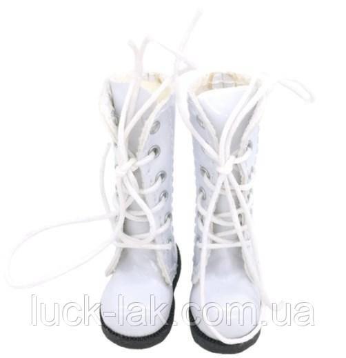 Сапожки лаковые для куклы Blythe (Айси), обувь для Блайз