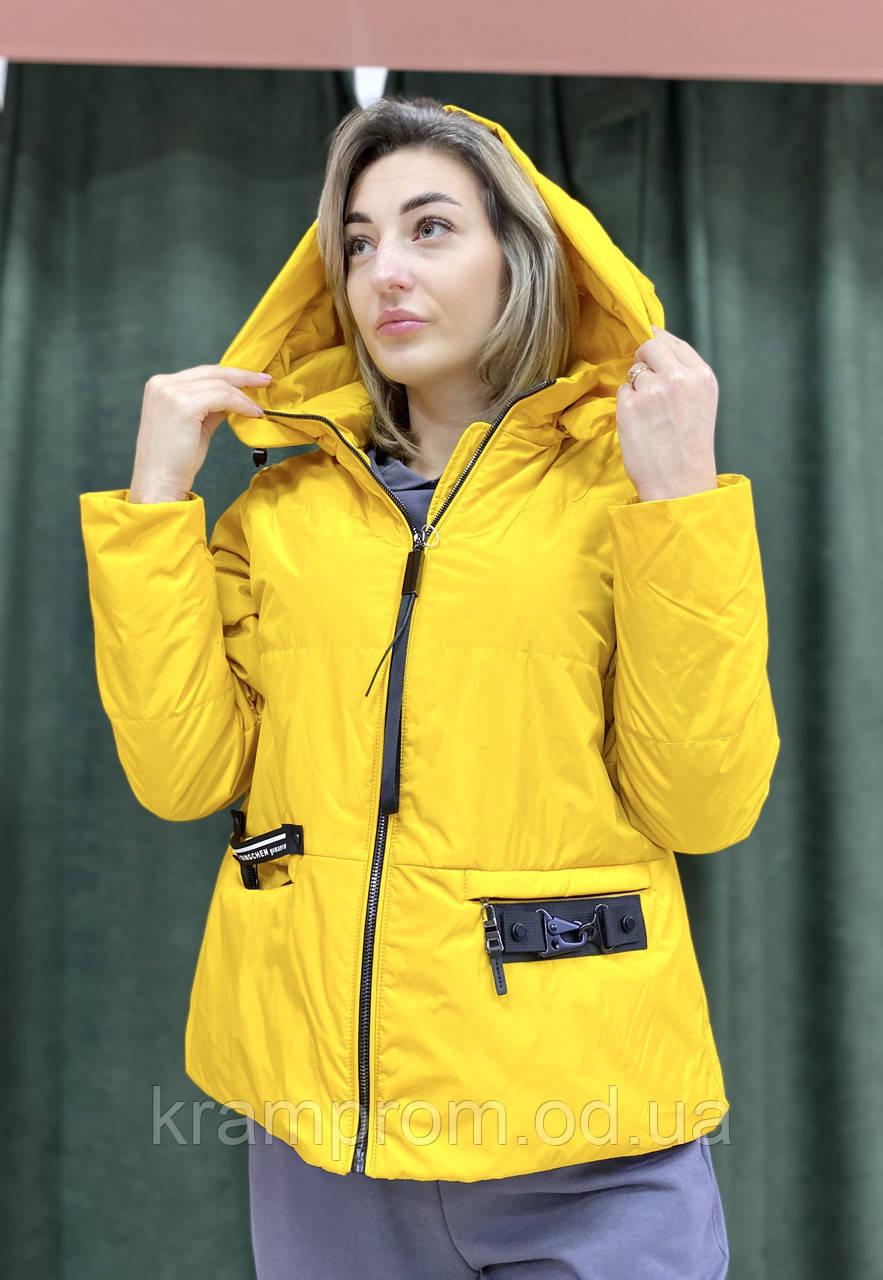 Стильная женская куртка Tangai