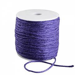 Мотузка Monisto 2мм Колір: Ліловий 10м