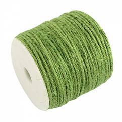 Мотузка Monisto 2мм Колір: Світло-Зелений 10м (CPA1)